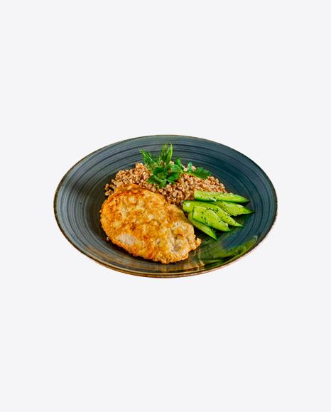 Buckwheat w/ Roasted Meat