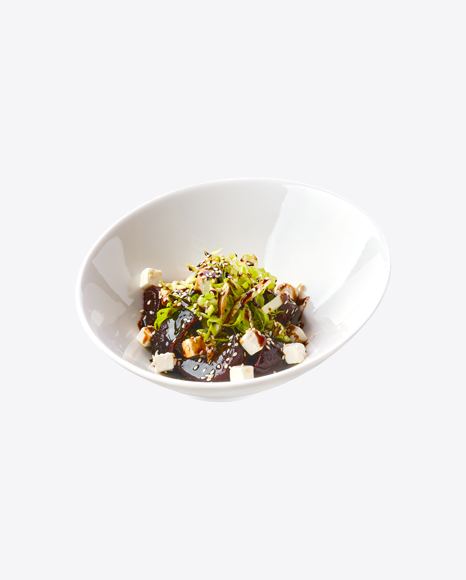 Salad w/ Beetroot & Feta Cheese