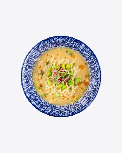Tantanmen Ramen Soup