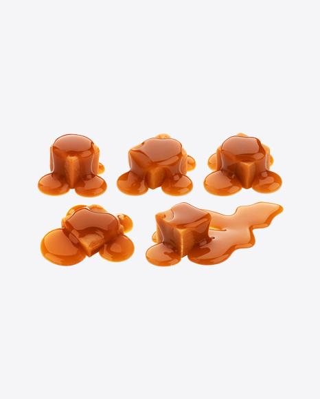 Caramel Set