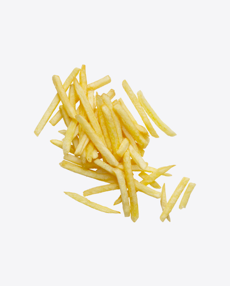French Fries Pile