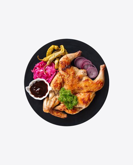 Roasted Tobacco Chicken