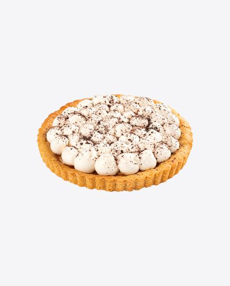 Tart Cake w/ Whipped Cream