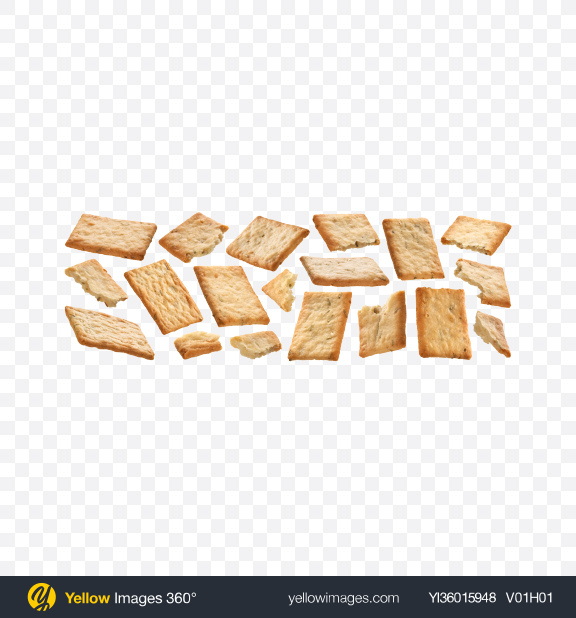 Download Crackers Set Transparent PNG on YELLOW Images