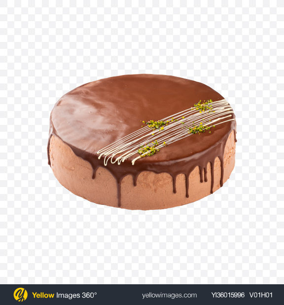 Download Chocolate Cake Transparent PNG on YELLOW Images