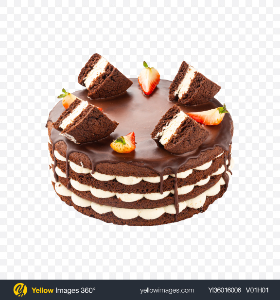 Download Whoopie Pie Cake w/ Chocolate Transparent PNG on YELLOW Images
