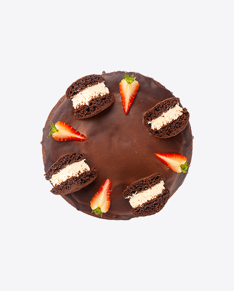 Whoopie Pie Cake w/ Chocolate
