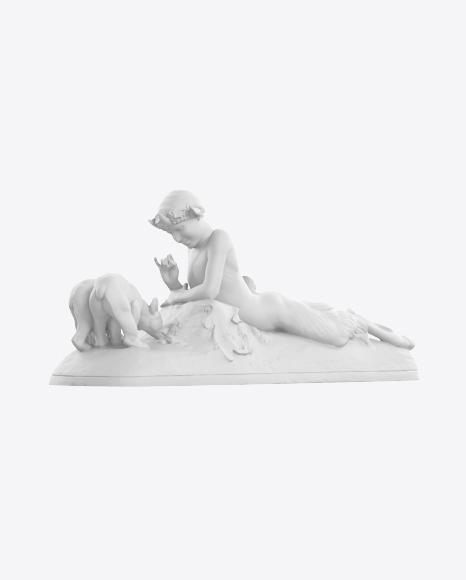 Satyr Sculpture