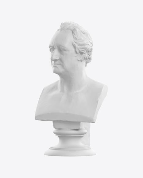 Bust of Goethe