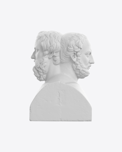 Double Herm of Herodotus and Thucydides