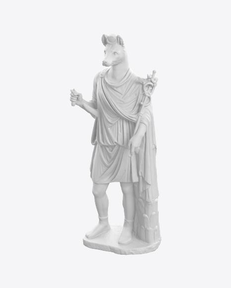 Anubis Sculpture