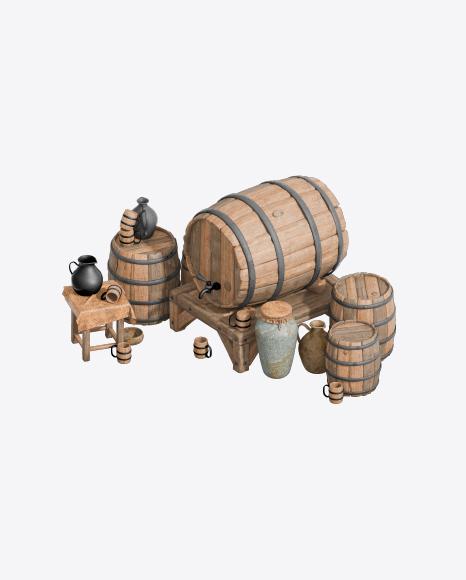 Brewing Barrels