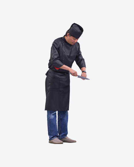 Cook with Knife