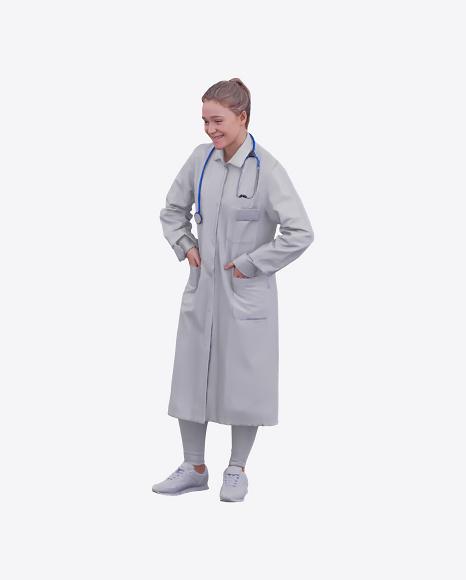 Doctor Standing