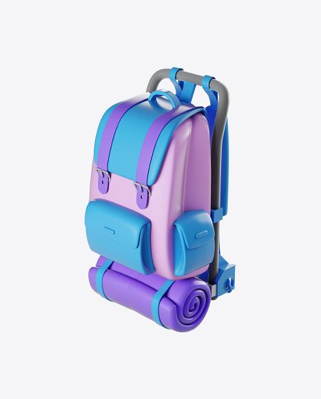 Stylized Backpack