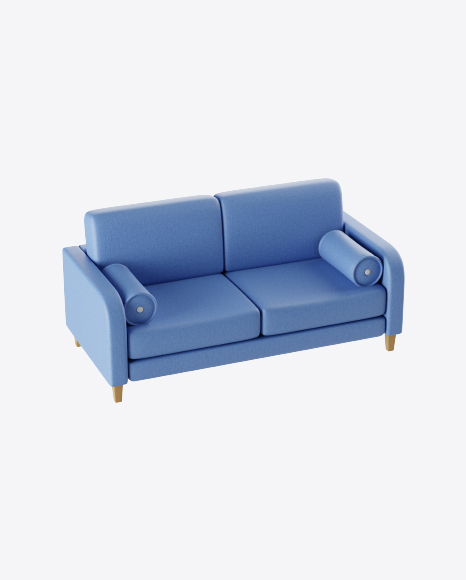 Stylized Couch