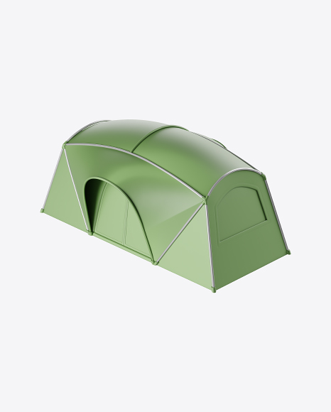 Stylized Camping Tent