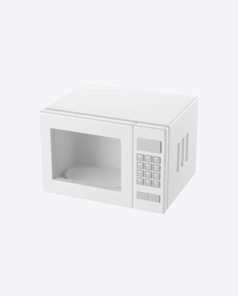 Stylized Microwave