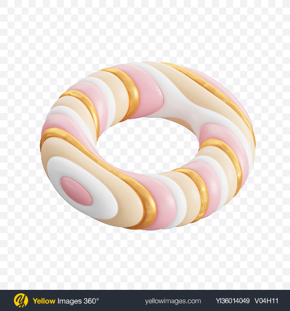Download Abstract Torus Transparent PNG on YELLOW Images