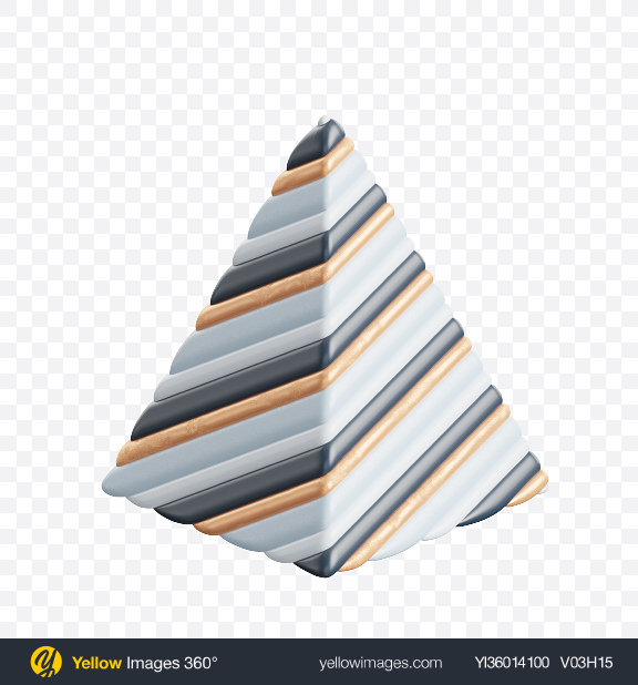 Download Abstract Pyramid Transparent PNG on YELLOW Images