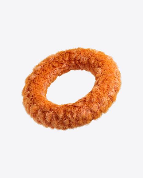 Orange Fur Torus