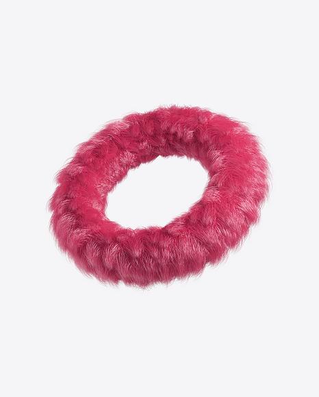 Pink Fur Torus