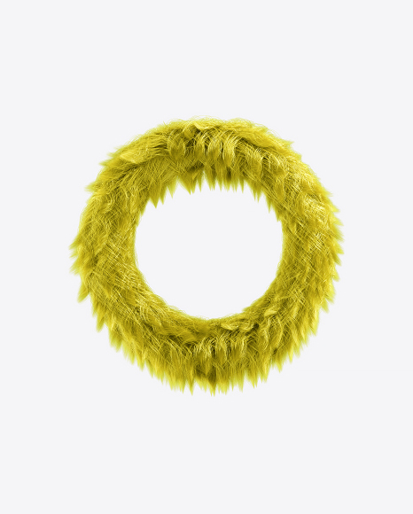 Green Fur Torus