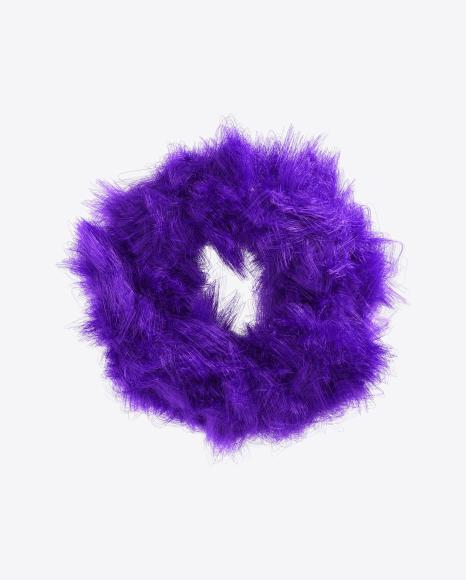 Purple Fur Torus