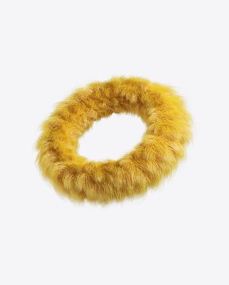 Yellow Fur Torus