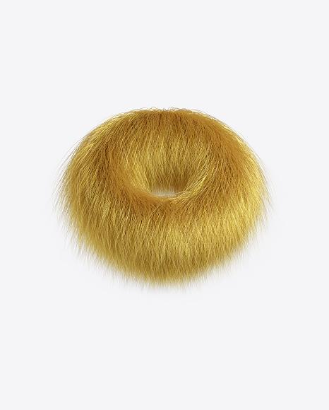 Blonde Fur Torus
