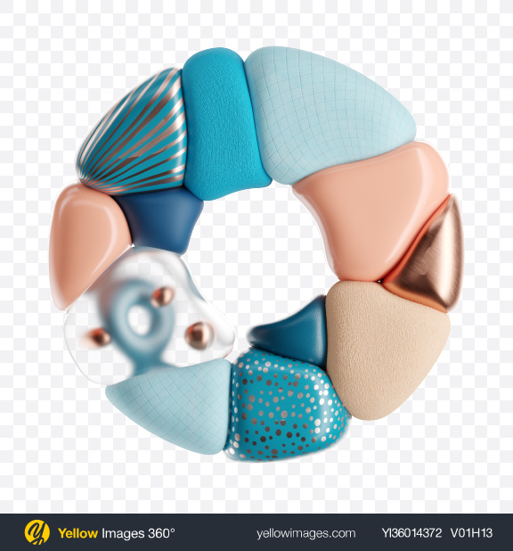 Download Abstract Ring Shape Transparent PNG on YELLOW Images