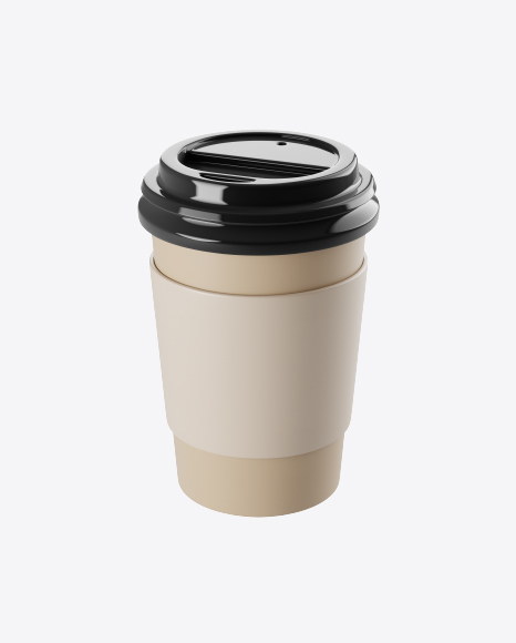 Stylized Coffee Cup